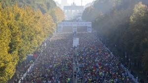 Im Marathon-Fieber