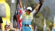 """Immer noch voller Ehrgeiz: """"Ob ich noch einmal Hawaii gewinne, weiß ich nicht. Aber ich weiß, dass ich besser werden kann"""", sagt Anne Haug."""