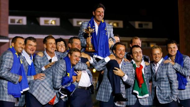 Kaymer sichert Europa den Ryder Cup