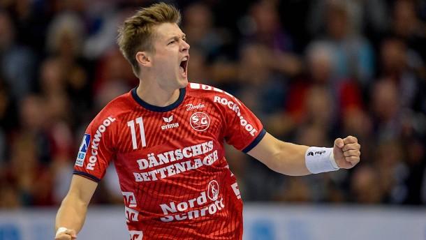 Flensburg gewinnt die ersten elf Partien