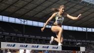Auf Kurs Richtung Tokio: Wer bei Olympischen Spielen obenauf sein will, und genau das will Gesa Krause, muss sein Leben ganz und gar auf den Sport ausrichten