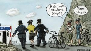 Die E-Bikes erobern die Radsport-Welt