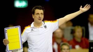 Giovanni Guidetti: News der FAZ zum Volleyballtrainer