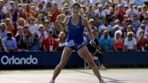 Erste Überraschung bei den US Open: Catherine Bellis schlägt Dominika Cibulkova