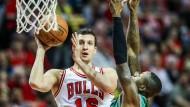 Bulls und Zipser verspielen 2:0-Führung