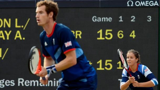 Murrays doppeltes Finale