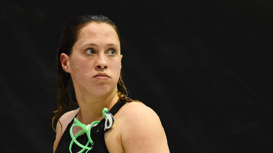 Spricht sich stellvertretend für die Athleten und Athletinnen des DSV gegen die Teamleitung bei Olympia aus: Schwimmerin Sarah Köhler