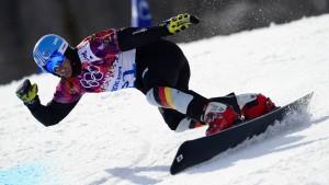 Patrick Bussler schlittert an einer Medaille vorbei