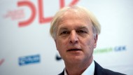 Deutschlands Leichtathletik-Präsident Clemens Prokop: Wünscht sich ein stärkeres Durchgreifen von IOC-Präsident Bach.