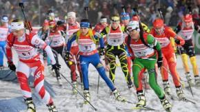 Bild Biathlon Weltcup Oberhof