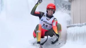 Geisenberger und Eggert/Benecken holen Sprint-Titel