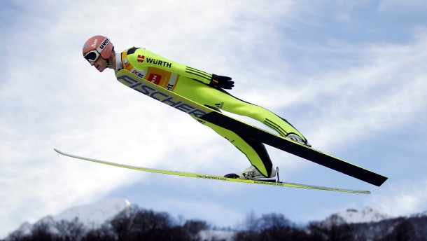 Ski Jumping World Cup in Sochi