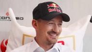 Adam Malysz: Von der staubigen Rallye zurück zum weißen Schnee.