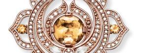 Gutes Karma: In der neuen Luxuskollektion von Thomas Sabo dreht sich bei Ringen und Anhängern alles um die sieben Chakren