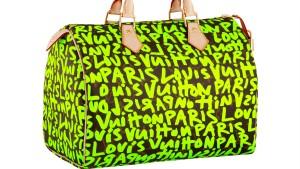 Eine Tasche ist eine Investition