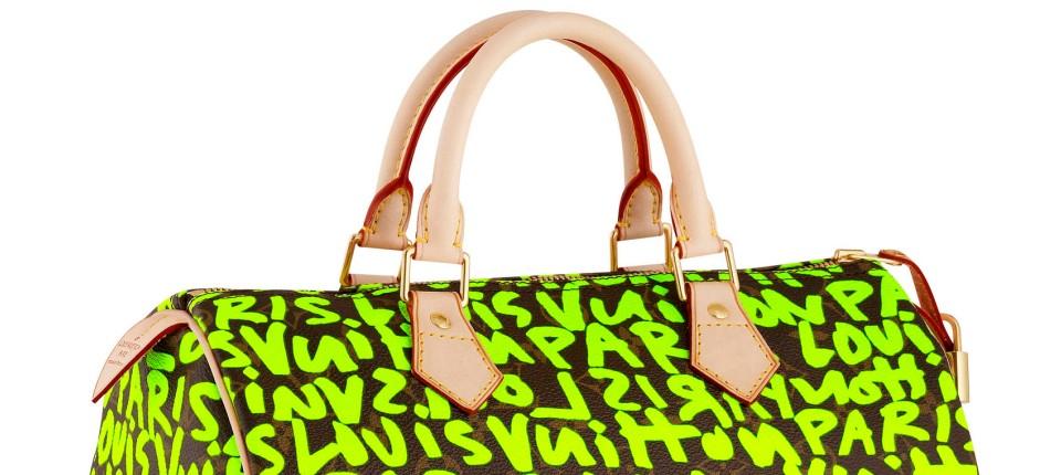37364ec545d17 2001  Die Kooperation von Stephen Sprouse und Marc Jacobs wird für Louis  Vuitton zum großen