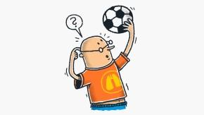 Illustration / Als ich einmal Arjen Robben war / 2