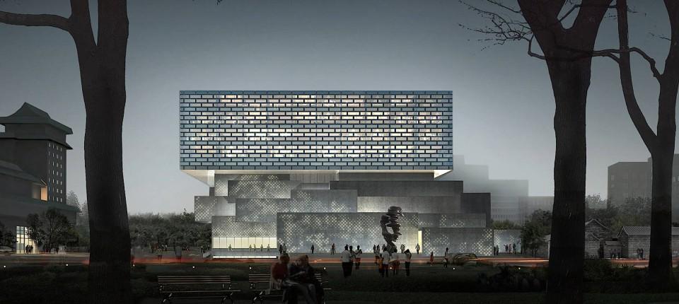 Architekt Ole Scheeren In Berlin