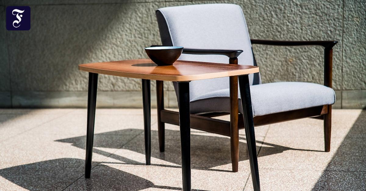 Polens Designer Machen Mid Century Möbel