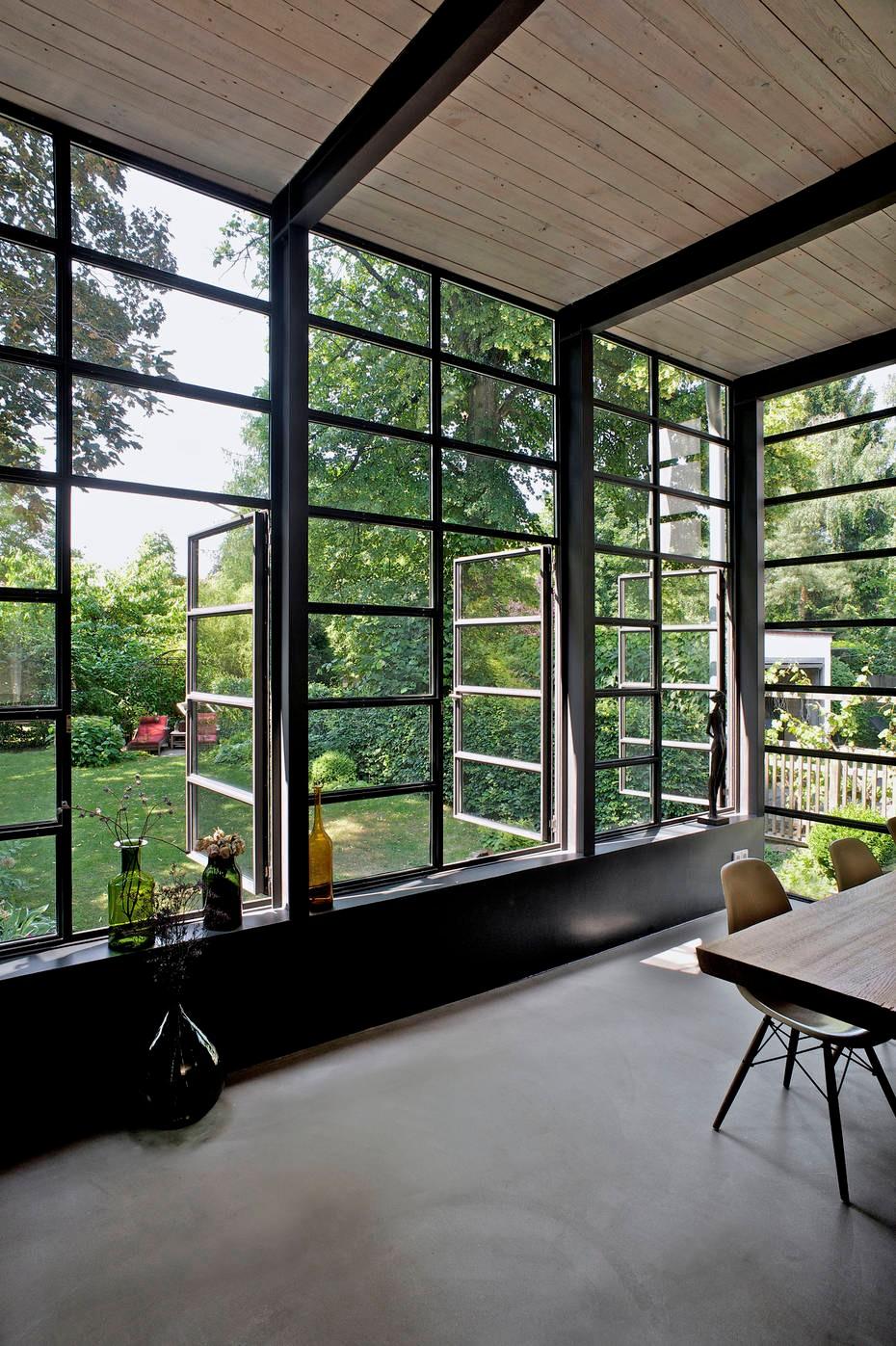immobilien das haus neu erfinden mit anbauten. Black Bedroom Furniture Sets. Home Design Ideas