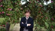 Bevor er den elterlichen Betrieb übernahm, machte Jörg Geiger eine Lehre und studierte Betriebswirtschaft.