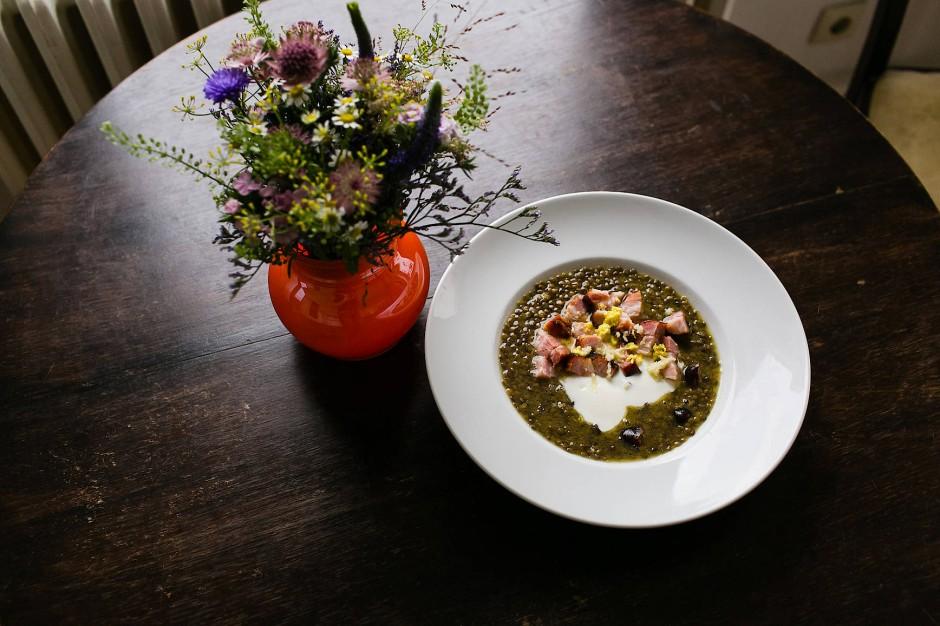 Die Puy-Linse, auf der das Schwäbisch-Orientalische Gericht basiert, ist besonders fein.