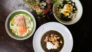 Die naturnahe Küche wäre so etwas wie die zeitgenössische Form der Hausmannskost.