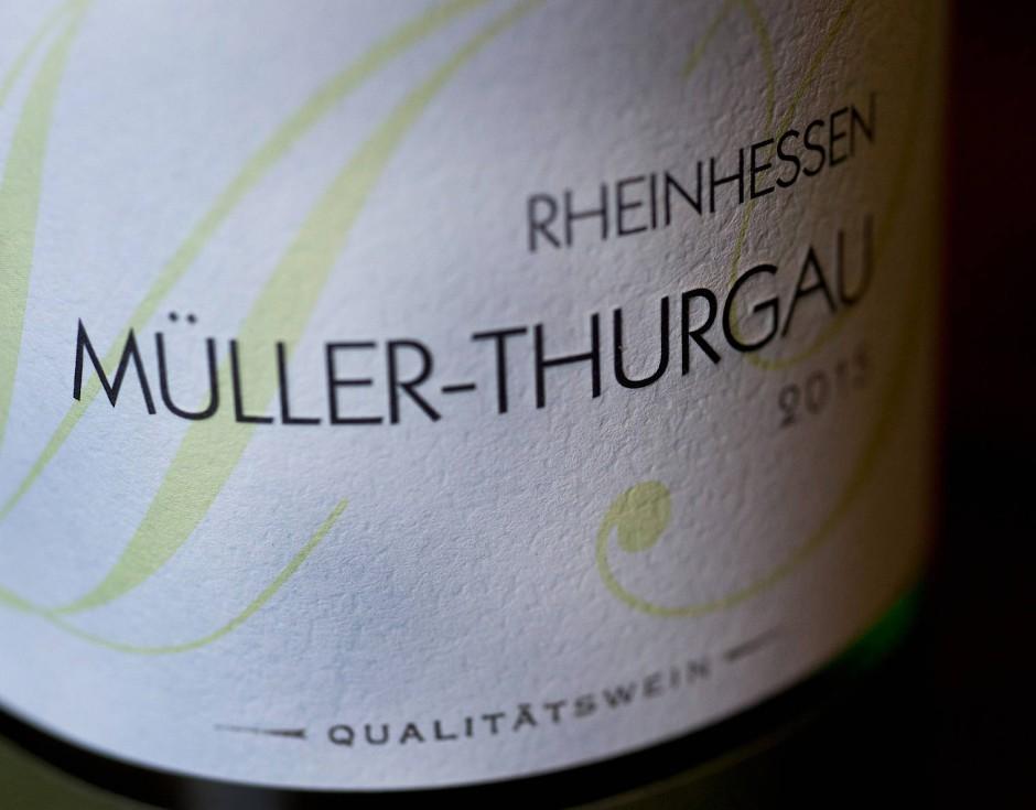 Rheinhessen Müller-Thurgau