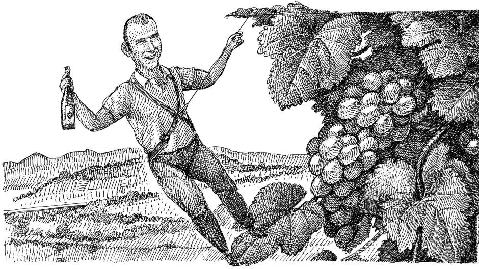 Der Weinbau an der Saar ist arbeitsaufwendiger und auch teurer als in anderen Regionen. Doch das Ergebnis lohnt sich.