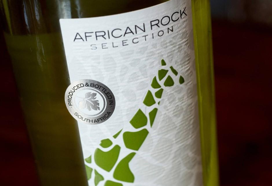 African Rock Weisswein
