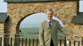 Dieter Greiner - 10 Jahre Leiter der Hessischen Staatsweingüter in Eltville