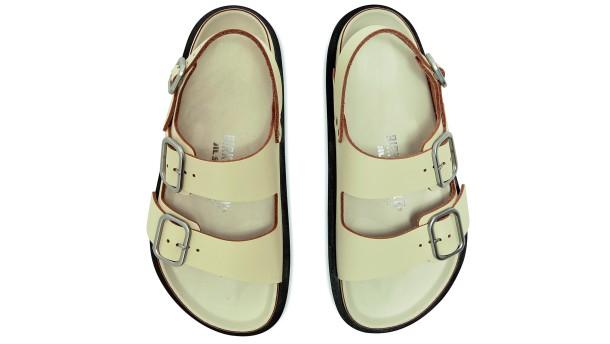 Diese Sandalen sind schön und bequem