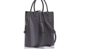 Rucksack und Handtasche zugleich