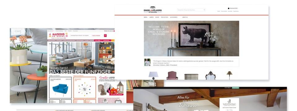 Online m belkauf einrichtung aus dem netz mode design for Home24 karriere