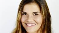 Warmherziges Lachen: Schauspielerin Katharina Wackernagel.