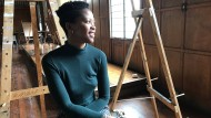 Bei der Eröffnung des Mocaa in Kapstadt war Lungiswa Gqunta nicht dabei. Sie hatte noch an der Universität zu tun.