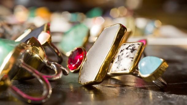 Die Juwelen aus dem Rapunzelturm