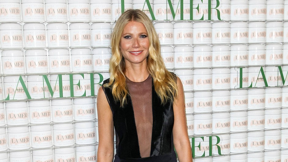 2015: Gwyneth Paltrow bei einer Party der Beautymarke La Mer