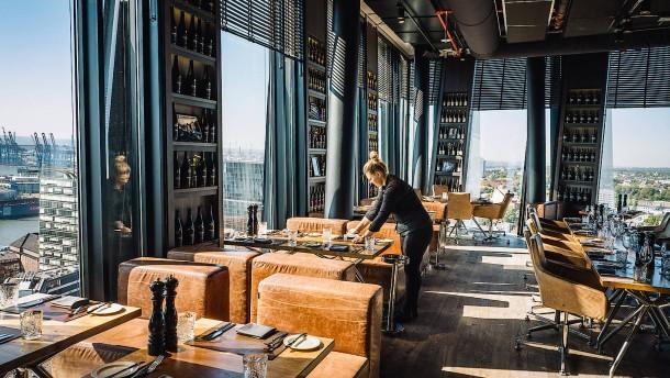 Ein Restaurant-Designer gestaltet Hamburg neu