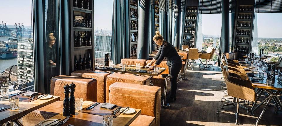 Florian Kienast gestaltet Restaurants