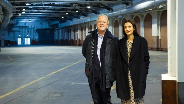 Anita und Norbert Tillmann - das Berliner Ehepaar richtet seit 10 Jahren die internationale Berliner Mode Messe Premium aus.
