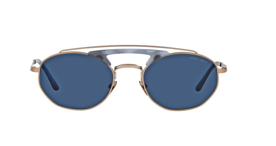 Färbt die Welt blau: Brille von Giorgio Armani