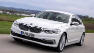 BMW 530e mit E-Motor und 2,0-Liter-Benziner