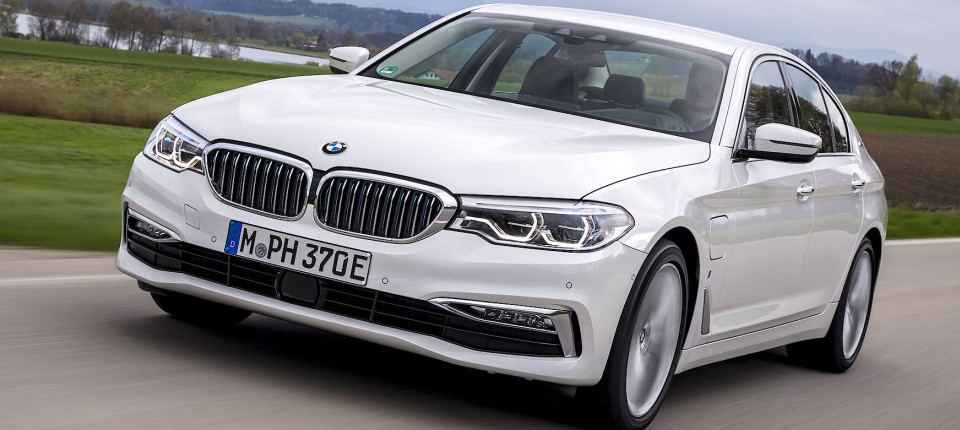 Plug In Hybrid Bmw 530e Iperformance Im Test