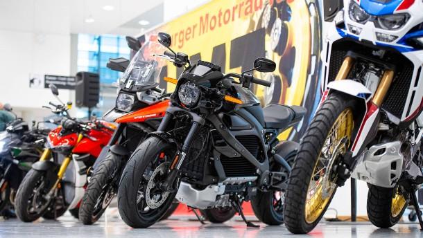 Der Crash der Motorrad-Branche