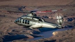Ein Helikopter nicht nur für Polizisten