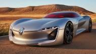 Studie Trezor von Renault