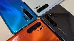 Was tun mit dem Huawei-Smartphone?