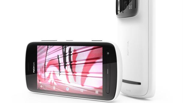 Nokia setzt auf Super-Kamera