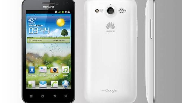 Android-Smartphone mit langem Atem